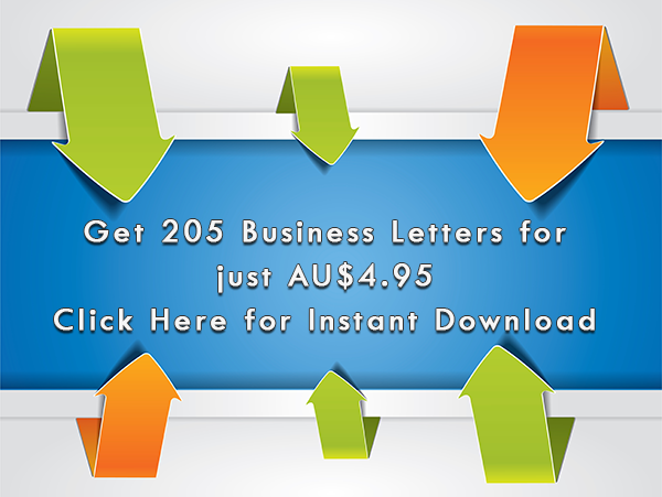 Buy 205 Business Letters
